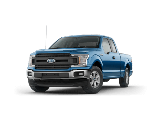 2019 Ford F-150 2WD Truck SuperCab Styleside